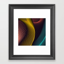 Outfitted Framed Art Print