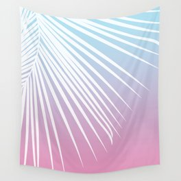 Pastel Palm 02 Wall Tapestry