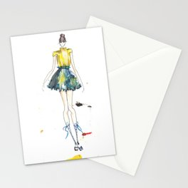 Complementary Stationery Cards