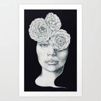 Bloom 1 Art Print