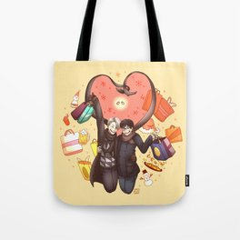 shopping time! Tote Bag