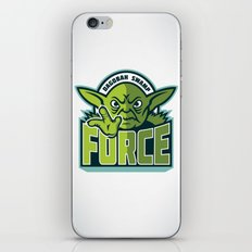 Dagobah Swamp Force iPhone & iPod Skin