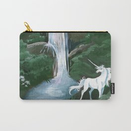 Unicorn Falls Carry-All Pouch