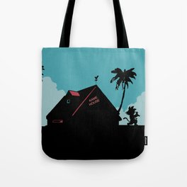 Kame House Tote Bag
