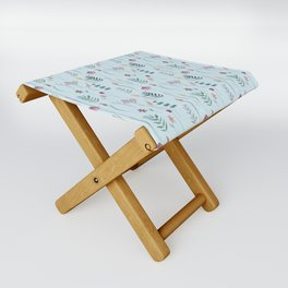 Botanical Australiana Folding Stool