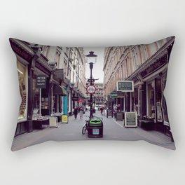 Diagon Alley (Cecil Court) Rectangular Pillow
