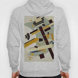 Abstract Composition 424 Hoody