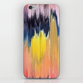 Pixel Sorting 66 iPhone Skin