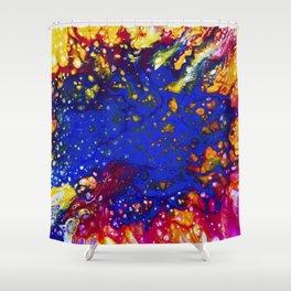 Flamosphere Shower Curtain