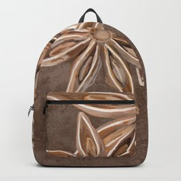 Star Anise Spice Backpack