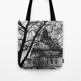Into the trees 06 - Methodist Central Hall Westminster Tote Bag