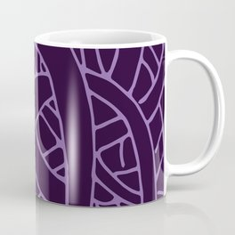 Microcosm in Purple Coffee Mug