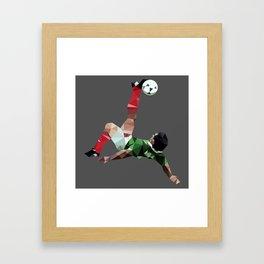 Hugoool Framed Art Print