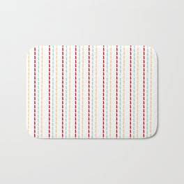 Stitched Bath Mat