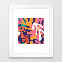 Matisse Pattern 010 Framed Art Print