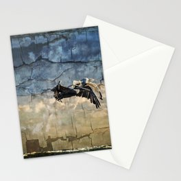 A Race To Heaven Stationery Cards