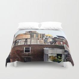 Flatiron NYC Duvet Cover