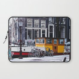 AMSTERDAM / Winter Laptop Sleeve
