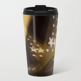 Xmas-Star And Mirror Image Travel Mug