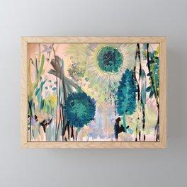 Drummer Pods Framed Mini Art Print