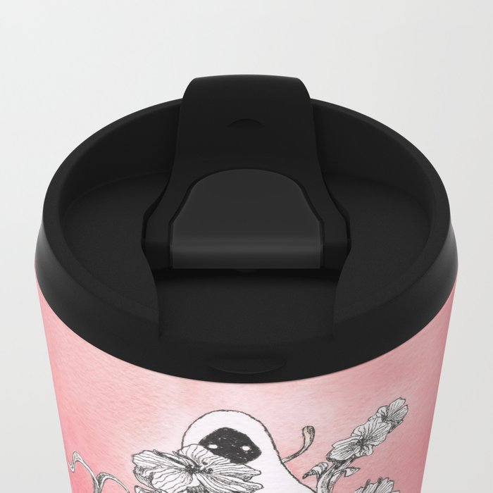 Growth Metal Travel Mug