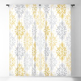 Luxury Vintage Pattern 17 Blackout Curtain