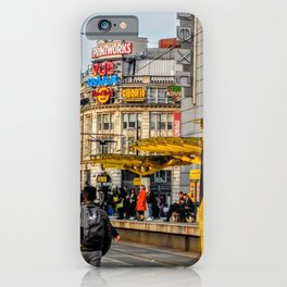 A Manchester Journey iPhone Case