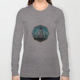 Signed Sealed Delivered Long Sleeve T-shirt