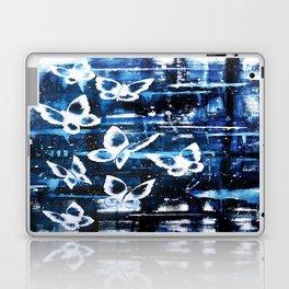 Winter Butterfly Laptop & iPad Skin