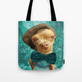PHiNEAS TWiST (more please sir...) Tote Bag