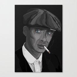 Thomas F'n Shelby - Peaky Blinders Canvas Print