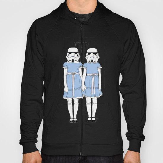 Grady twins troopers Hoody