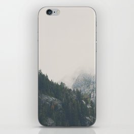 The power of imagination makes us infinite. iPhone Skin
