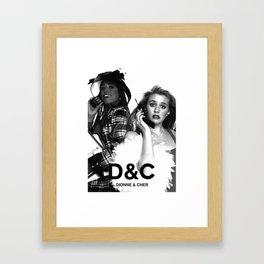 Clueless D&C Framed Art Print