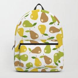 Bitten pears Backpack