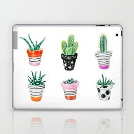 drawing cacti Laptop & iPad Skin