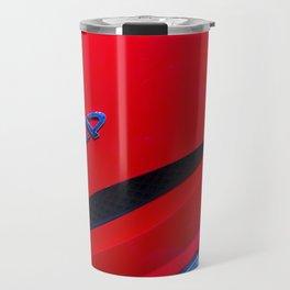 Chery QQ Electric Front Red Travel Mug