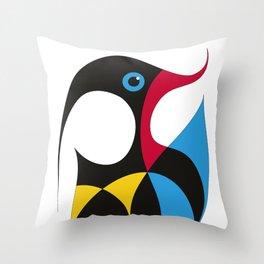 serge-pichii-some-guy-0092 Throw Pillow