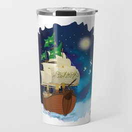 The Ark of Noah Travel Mug