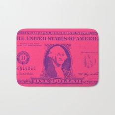 PINK MONEY Bath Mat
