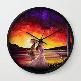 LEGEND OF ZELDA ROMANTIC Wall Clock