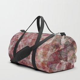 Red Ivy Duffle Bag