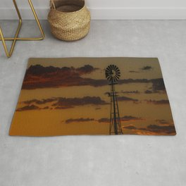 Burns Windmill Rug