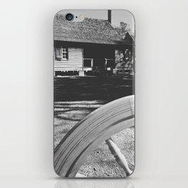 Take the Wheel iPhone Skin