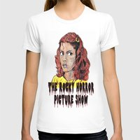 rocky horror T-shirts featuring The Rocky Horror Picture Show by AdrockHoward