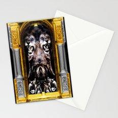 ILLUMINATI - III Stationery Cards