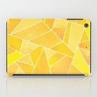 sunshine iPad Cases featuring Sunshine by Elisabeth Fredriksson