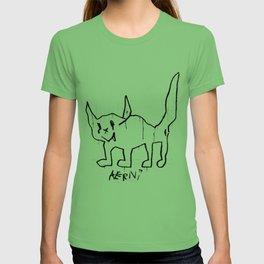 Demon Cat T-shirt