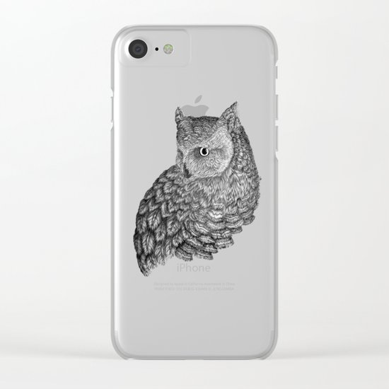 A Friend for Forsythe Clear iPhone Case