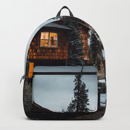 Wuksachi Lodge Sequoia National Park Backpack